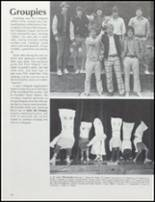 1981 Collegiate High School Yearbook Page 50 & 51