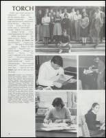 1981 Collegiate High School Yearbook Page 52 & 53