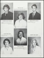 1981 Collegiate High School Yearbook Page 68 & 69