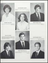 1981 Collegiate High School Yearbook Page 70 & 71