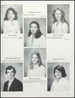 1981 Collegiate High School Yearbook Page 72 & 73