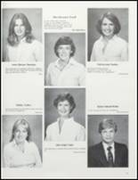 1981 Collegiate High School Yearbook Page 76 & 77