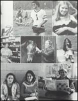 1981 Collegiate High School Yearbook Page 80 & 81