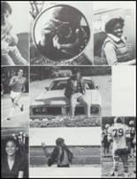 1981 Collegiate High School Yearbook Page 82 & 83