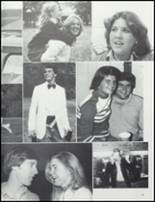 1981 Collegiate High School Yearbook Page 84 & 85