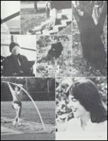 1981 Collegiate High School Yearbook Page 86 & 87