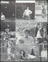 1981 Collegiate High School Yearbook Page 88 & 89