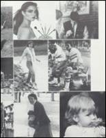 1981 Collegiate High School Yearbook Page 90 & 91