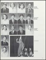 1981 Collegiate High School Yearbook Page 92 & 93