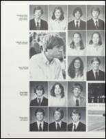 1981 Collegiate High School Yearbook Page 96 & 97
