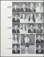 1981 Collegiate High School Yearbook Page 98 & 99