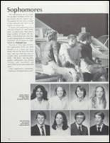 1981 Collegiate High School Yearbook Page 100 & 101