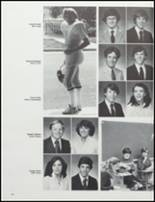 1981 Collegiate High School Yearbook Page 102 & 103