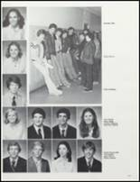 1981 Collegiate High School Yearbook Page 104 & 105