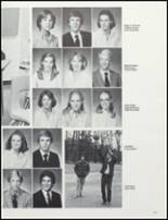 1981 Collegiate High School Yearbook Page 106 & 107