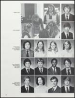 1981 Collegiate High School Yearbook Page 108 & 109