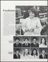 1981 Collegiate High School Yearbook Page 110 & 111