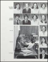 1981 Collegiate High School Yearbook Page 112 & 113