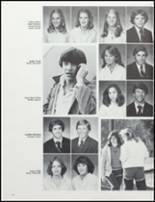 1981 Collegiate High School Yearbook Page 116 & 117