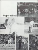1981 Collegiate High School Yearbook Page 118 & 119