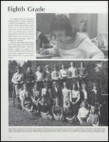 1981 Collegiate High School Yearbook Page 120 & 121