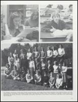 1981 Collegiate High School Yearbook Page 122 & 123