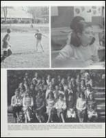 1981 Collegiate High School Yearbook Page 126 & 127