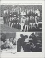 1981 Collegiate High School Yearbook Page 130 & 131