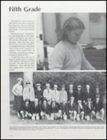 1981 Collegiate High School Yearbook Page 132 & 133