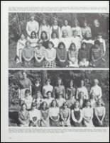 1981 Collegiate High School Yearbook Page 134 & 135