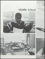 1981 Collegiate High School Yearbook Page 136 & 137