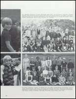 1981 Collegiate High School Yearbook Page 142 & 143