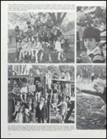 1981 Collegiate High School Yearbook Page 146 & 147