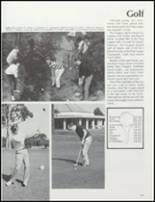 1981 Collegiate High School Yearbook Page 160 & 161