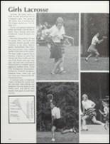 1981 Collegiate High School Yearbook Page 164 & 165