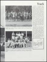 1981 Collegiate High School Yearbook Page 166 & 167