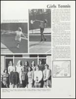 1981 Collegiate High School Yearbook Page 168 & 169