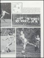 1981 Collegiate High School Yearbook Page 182 & 183