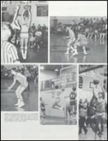 1981 Collegiate High School Yearbook Page 190 & 191