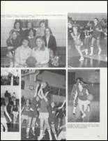 1981 Collegiate High School Yearbook Page 192 & 193