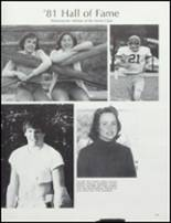 1981 Collegiate High School Yearbook Page 198 & 199