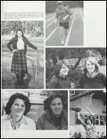 1981 Collegiate High School Yearbook Page 200 & 201