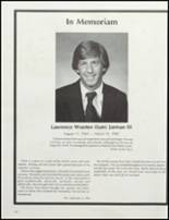 1981 Collegiate High School Yearbook Page 244 & 245