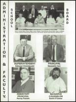 1991 Southern Aroostook Community High School Yearbook Page 10 & 11