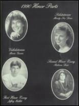 1991 Southern Aroostook Community High School Yearbook Page 18 & 19