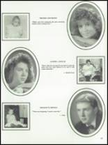 1991 Southern Aroostook Community High School Yearbook Page 20 & 21
