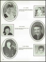 1991 Southern Aroostook Community High School Yearbook Page 22 & 23