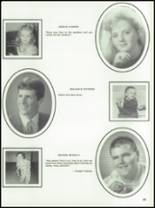 1991 Southern Aroostook Community High School Yearbook Page 28 & 29