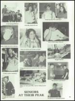 1991 Southern Aroostook Community High School Yearbook Page 34 & 35