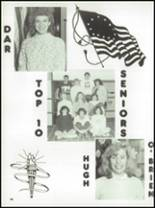 1991 Southern Aroostook Community High School Yearbook Page 36 & 37